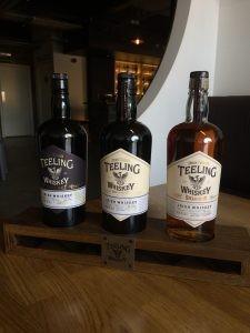 teeling bottles