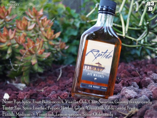 Riptide Rye Review