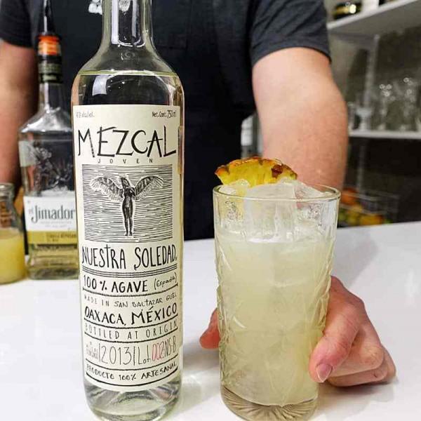 Los Altos Cocktail Recipe