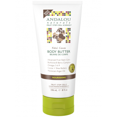 Kukui Cocoa Nourishing Body Butter by Andalou Naturals