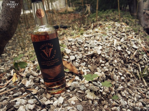 Virgina-Highland Port Finished Whisky