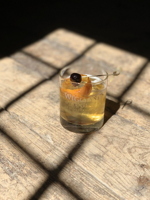 Wiggly Bridge Distillery Anejo Old Fashioned