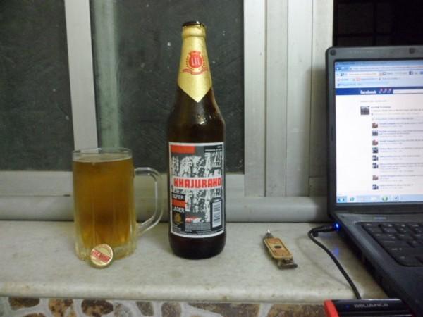 Khajuraho Beer