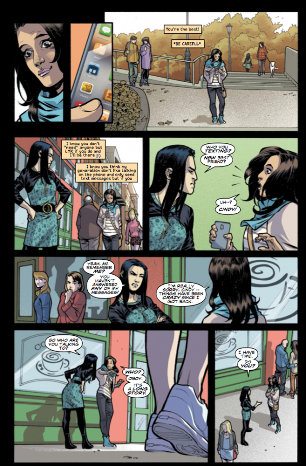 Doctor Who: The Tenth Doctor #11 preview page
