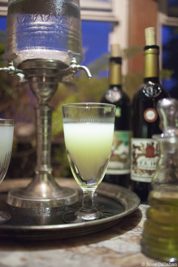 Absinthe photos by Rose Callahan Aug 2015