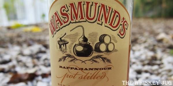Wasmund's Single Malt Whiskey Details