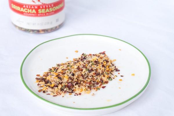 Spicy Sriracha Buttermilk Biscuits Rodelle seasoning