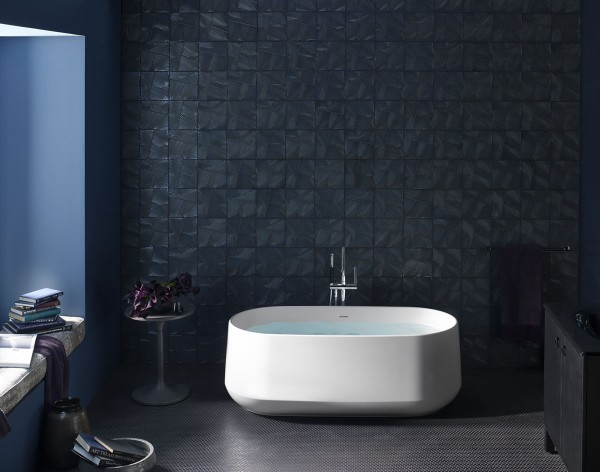 Ceric freestanding bath    Stillness bath filler    Simple, clean and contained, the Ceric® freestanding bath expresses contemporary warmth and simplicity that invites you to relax while unwinding from your day.
