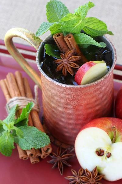 Apple Cider Mojito Picture
