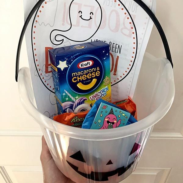 Boo Basket