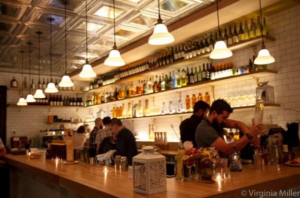 Oriole London pop-up at Nola's Cafe Henri