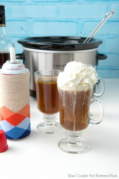 Slow Cooker Hot Buttered Rum self-serve - BoulderLocavore.com