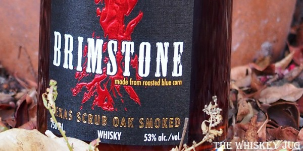 Balcones Brimstone Label