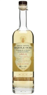 Ocho Single Barrel Anejo