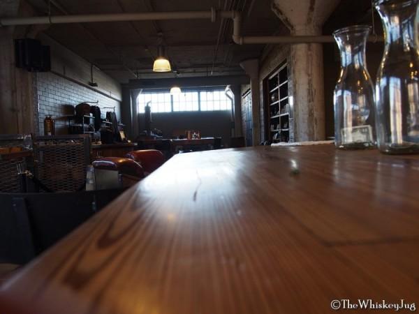 Balcones Distillery Bar
