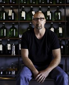 Lance Winters, Master Distiller at St. George
