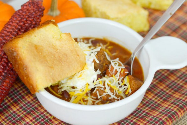 Slow Cooker Pumpkin Stew Image