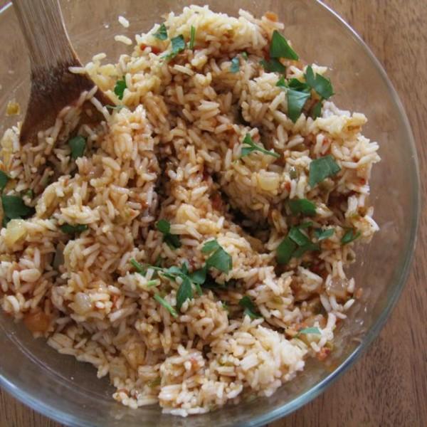 Easy Spanish Rice 1