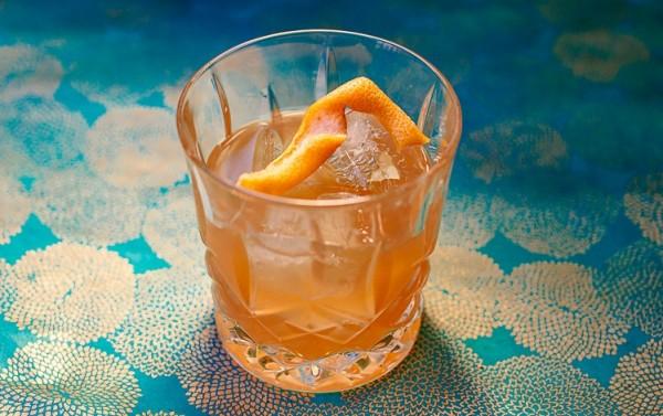 Diplomatico Clipper Cocktail