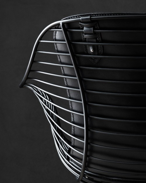 Wire Dining Chair is a minimalist design created by Denmark-based designer Overgaard & Dyrman. (5)