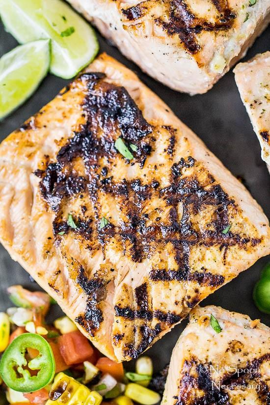 Grilled Mojo Salmon Tostada Platter-48