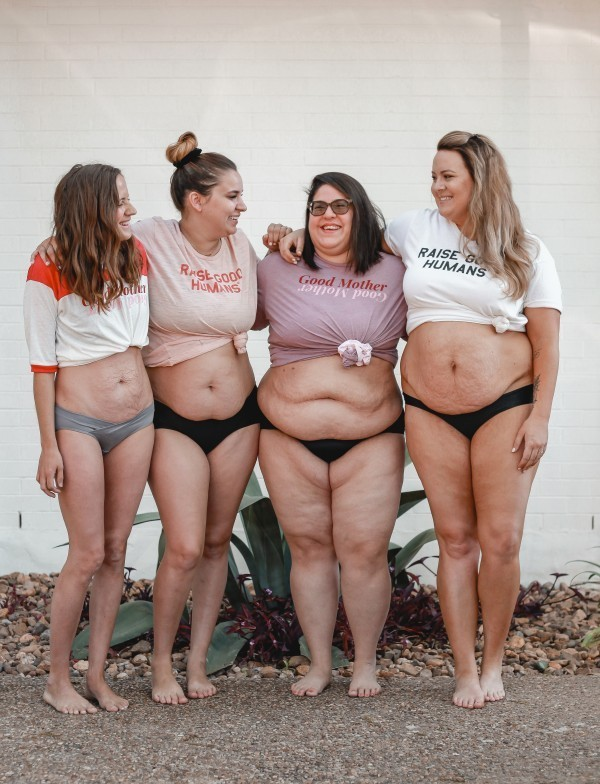 Women with good bodies