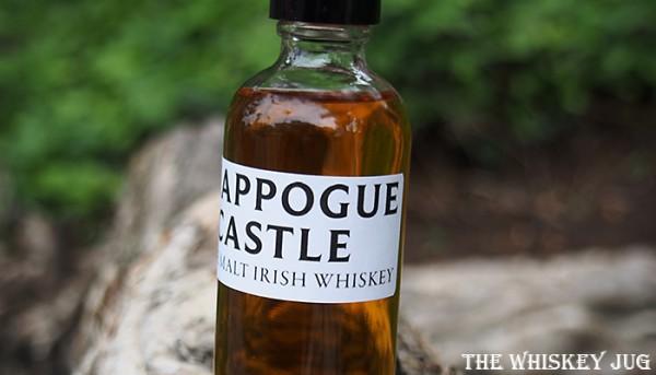 Label for the Knappogue Castle 12 Marsala