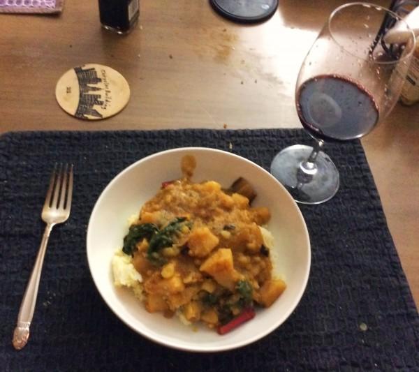 Chard, Red Lentil & Potato Slow Cooker Soup by Alexandra ...