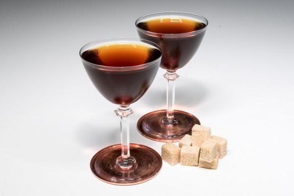 cynar, rum, rye, sherry