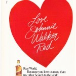 Johnnie Walker Red, 1972