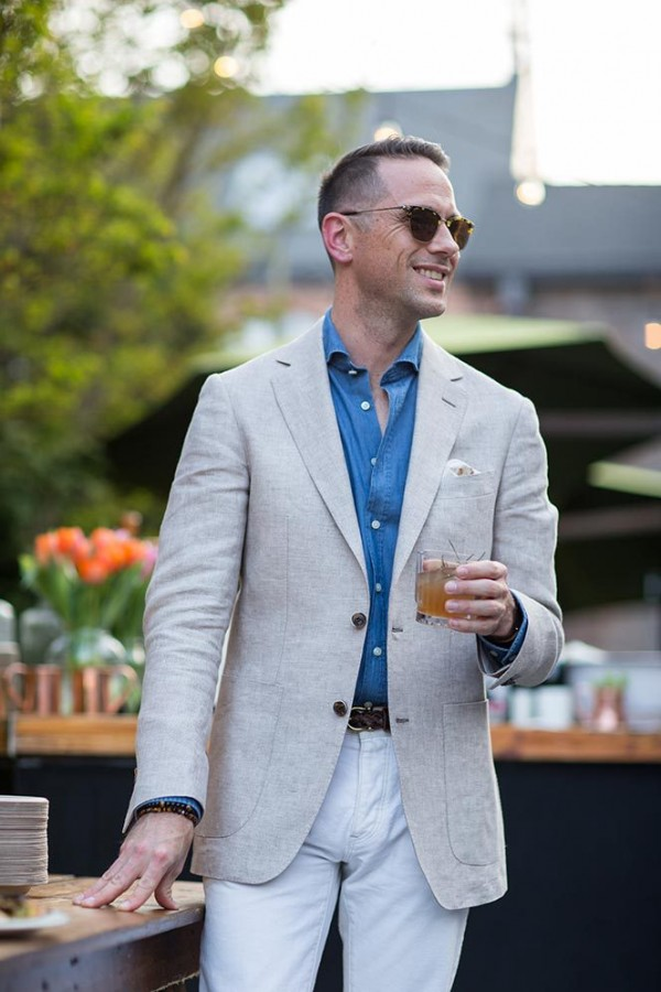 Suitsupply Blazer - He Spoke Style