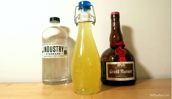 Limoncello Drop Booze