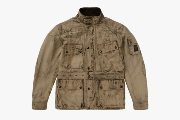 David Beckham's Belstaff 2015 Outerwear Collection 5