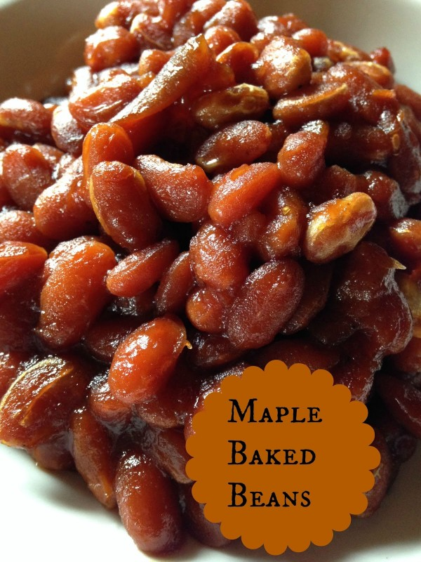 Maple Baked Beans by Lynn H | Epicurious Community Table