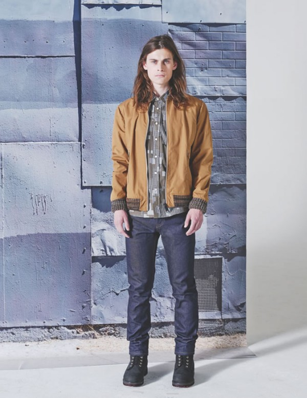 Levi's Made & Crafted Spring/Summer 2015