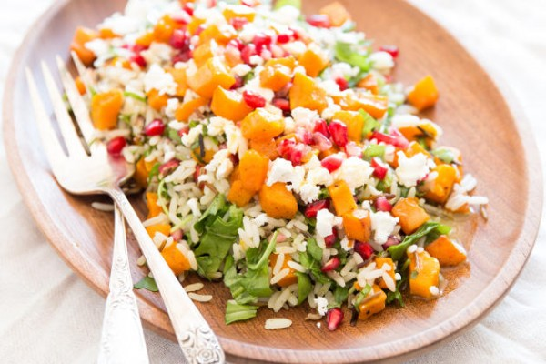 Harvest Wild Rice Salad Photo