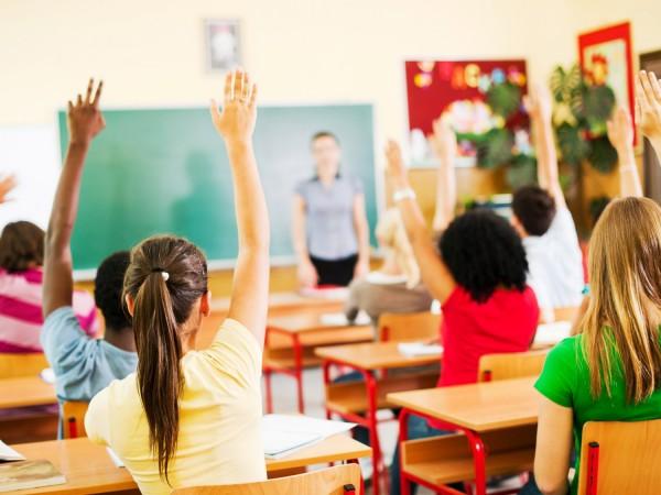 Classroom Teens