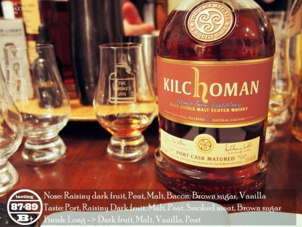 Kilchoman Port Cask Review