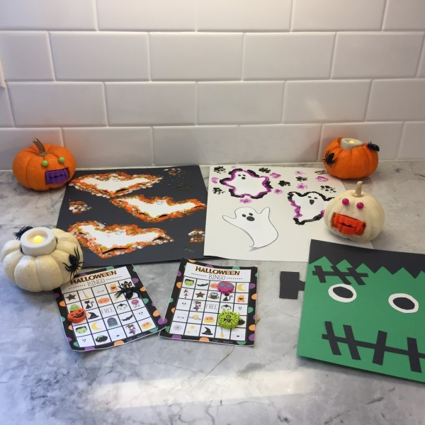 Monster Mash – Halloween Crafts and Snacks