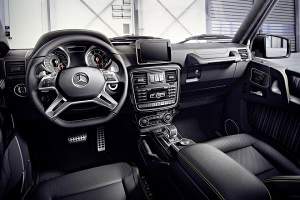 Mercedes Benz G-Class 2016 6