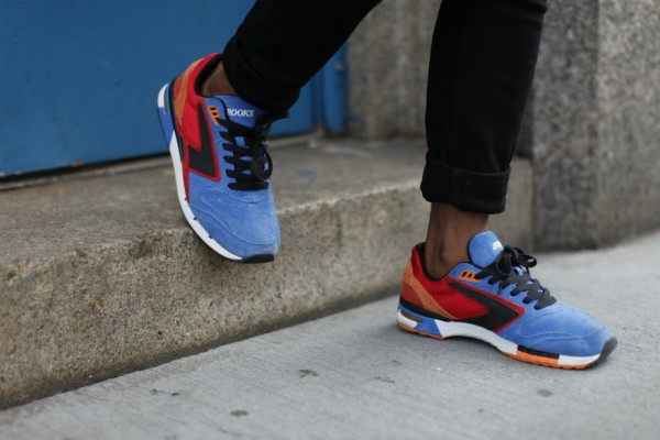 brooks heritage sneakers