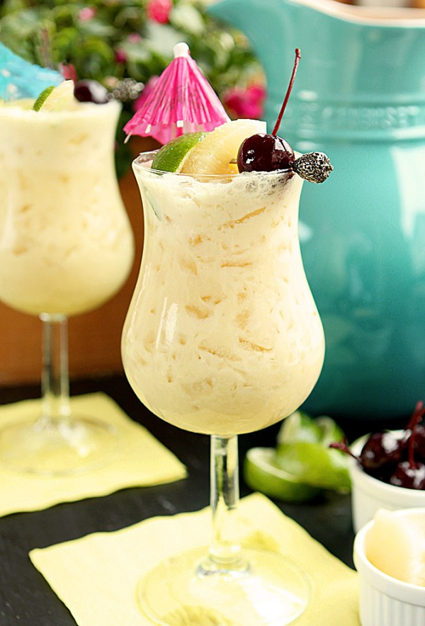 Pina Colada - A Classic Cocktail