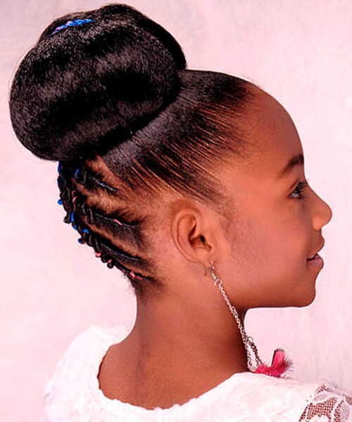 Natural Hairstyles For African American Women And Girls By