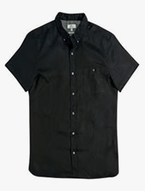 Next Short Sleeve Linen Shirt