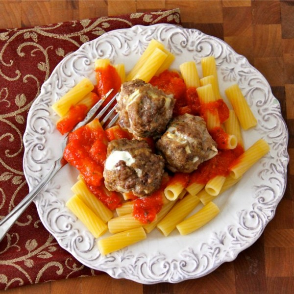 Stuffed meatballs 2