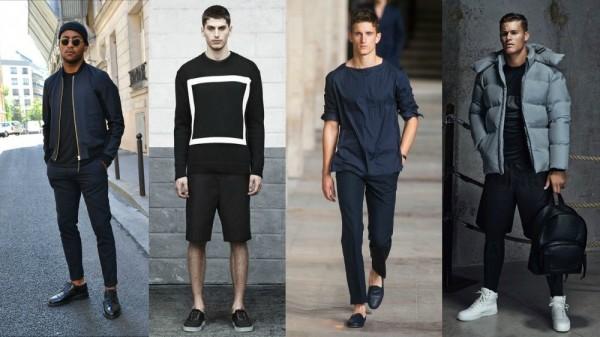 minimalist menswear