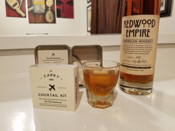 Redwood Empire American Whiskey Old Fashioned