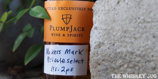 Maker's Mark Private Selection Label