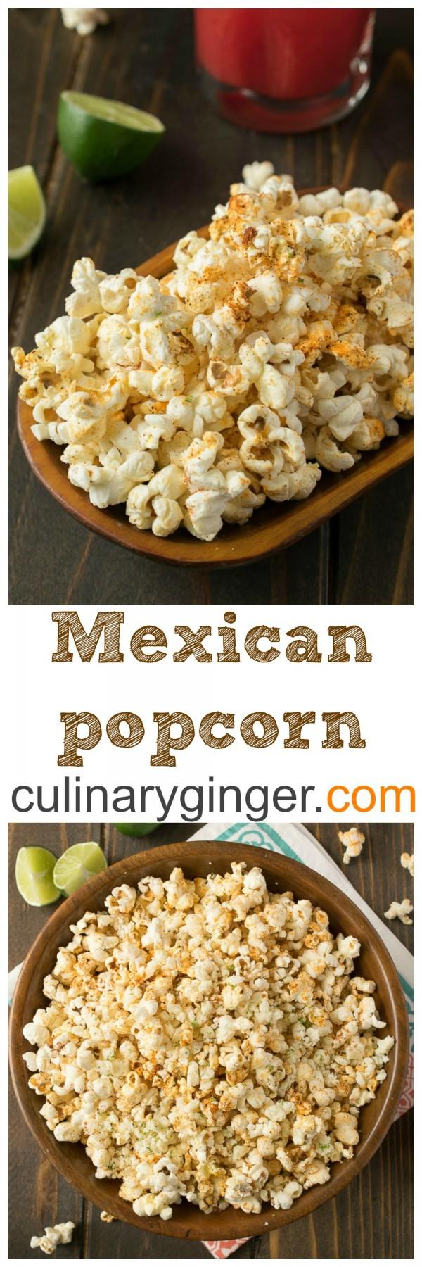 Mexican popcorn