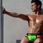 Neon Underwear: Super-Charged Accents And Assets